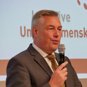 Speaker - Erich Cibulka