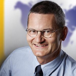 Speaker - Konrad Noé-Nordberg