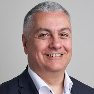 Speaker - Mario Filoxenidis